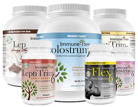 Group of Colostrum Products